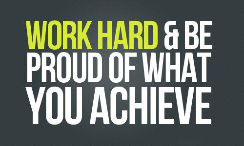 Работать и гордиться тем, что вы достигнете.png